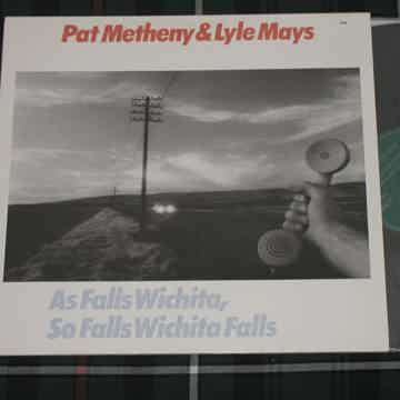 "Pat Metheny/Lyle Mays   ""As Falls Wichita, - So Falls W..."