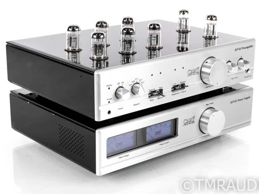 Cary Audio SLP-05 Stereo Tube Preamplifier; SLP05; Remote (20008)
