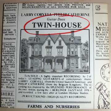 Larry Coryell & Philip Catherine - Twin-House - 1977 El...