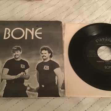 Bone Pirate The Islands 45 With Picture Sleeve Vinyl NM