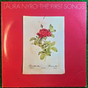 Laura Nyro The First Songs  Audio Fidelity 180g