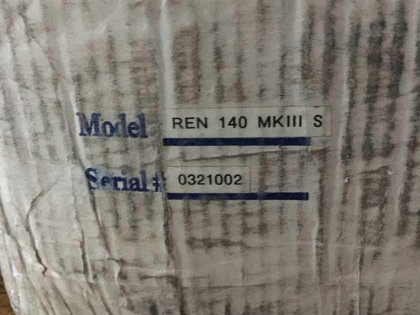 Valve Amplification Company REN-140 Sig monoblocks