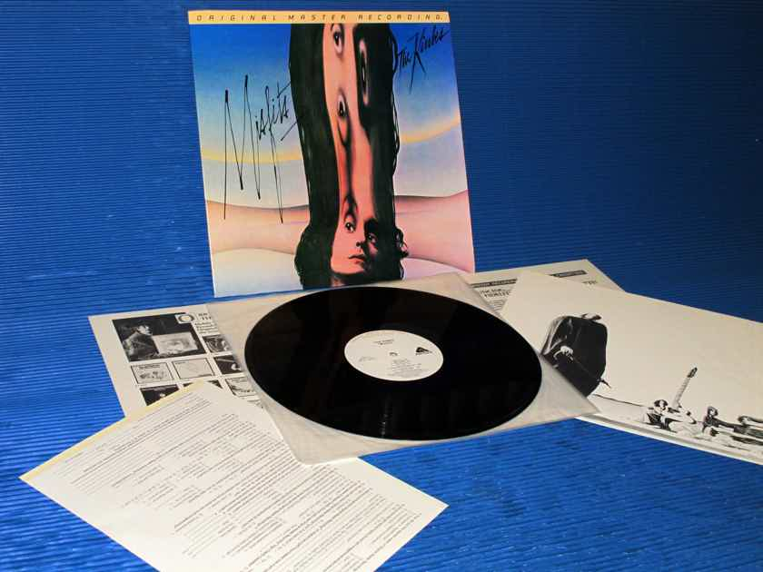 "THE KINKS   - ""Misfits"" -  Mobile Fidelity Sound Lab / MFSL 1981"