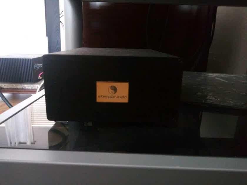 Exemplar Audio Phono section hybrid