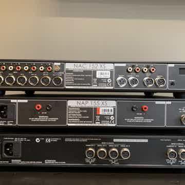 Naim NAC 152XS/NAP 155XS/Flacap 2 Stack