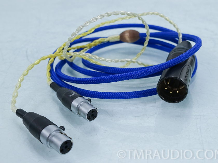 Audeze LCD2, LCD3  6' XLR to dual mini XLR  Headphone Cable (5904)