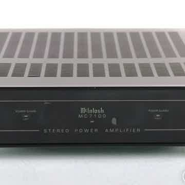 MC7100 Stereo Power Amplifier