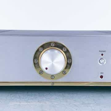 A3 Dual Mono Integrated Amplifier