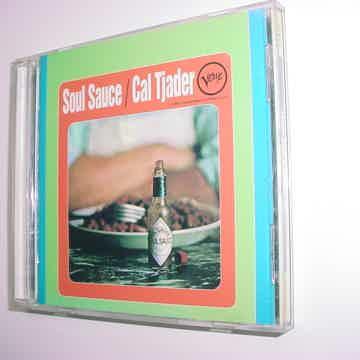 Cal Tjader soul sauce cd VERVE