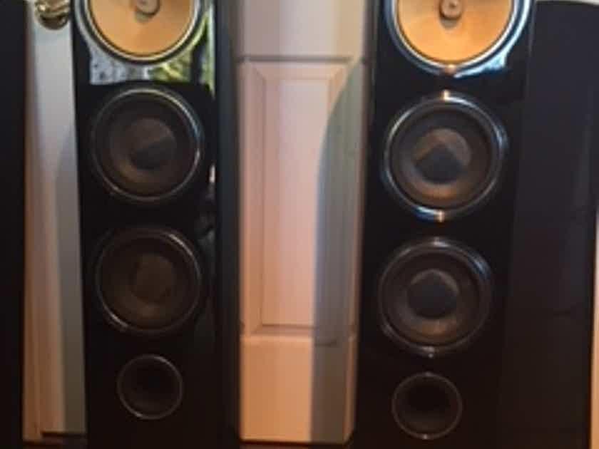 Bowers & Wilkins (B&W) 804 D2 Speakers!