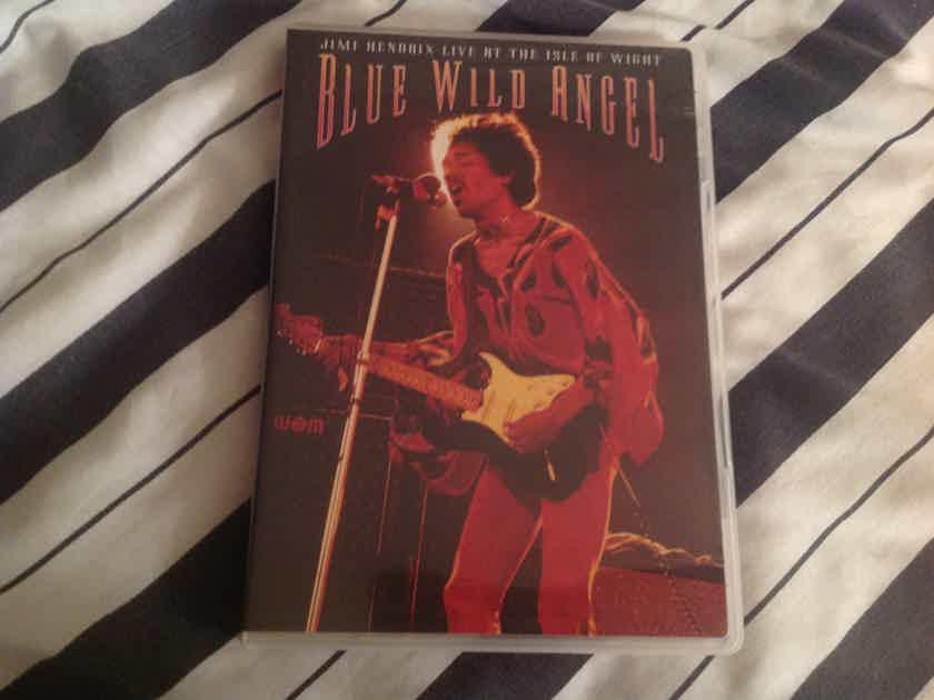 Jimi Hendrix  Wild Blue Angel DVD