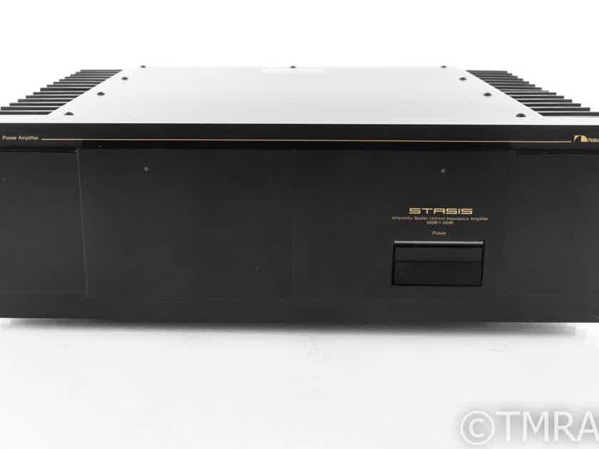 Nakamichi PA-5 Stereo Power Amplifier; STASIS; PA5 (21813)