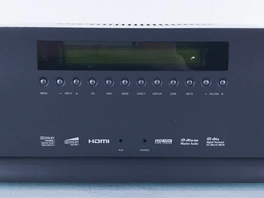 Arcam AVR600 3D 7.1 Channel Home Theater Receiver HDMI 1.4 (15427)
