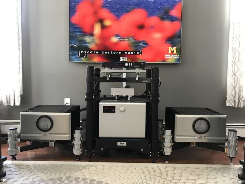 Solid Tech > Rack of Silence 4 Reference > Audio Rack > ROS 4 Reference > BRAND NEW > NEVER OPENED > FULL WARRANTY > Shipped Direct from Authorized Dealer > SAVE $$$