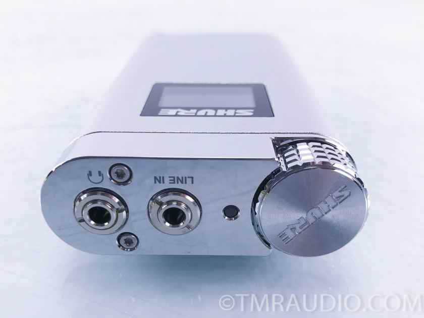 Shure  SHA900 Portable Listening Amplifier; Headphone Amplifier (1480)