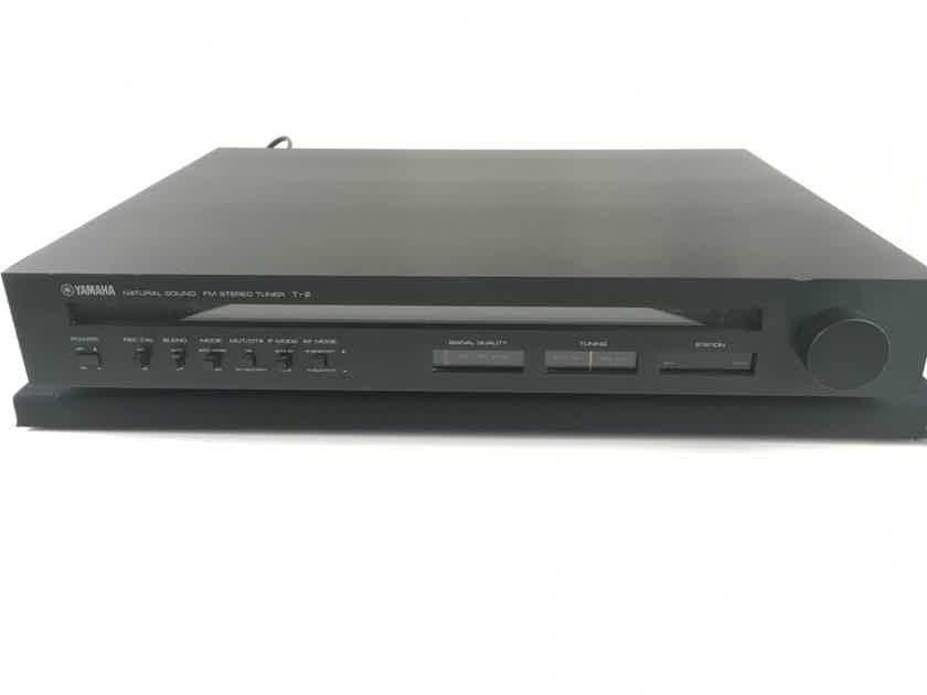 Yamaha T-2 Natural Sound Tuner