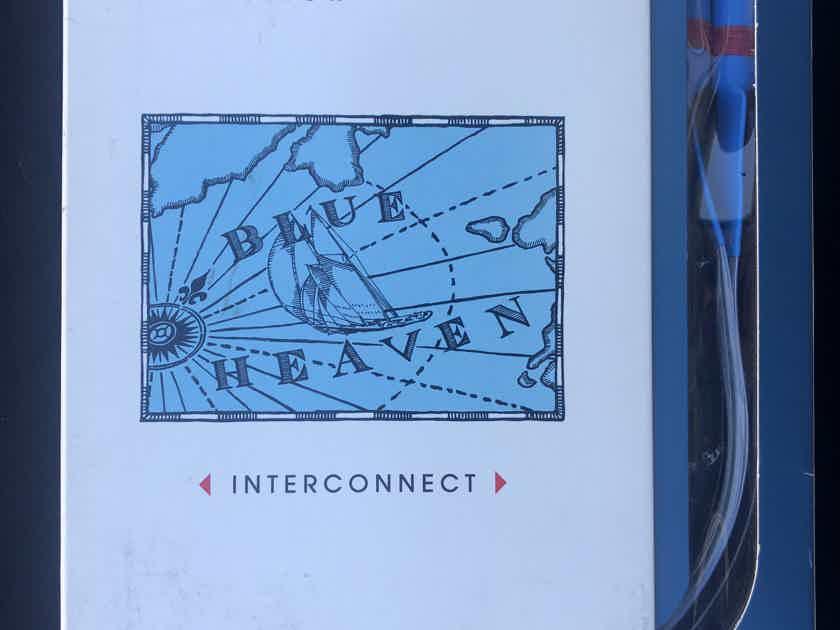 Nordost Blue Heaven 1m RCA Interconnect