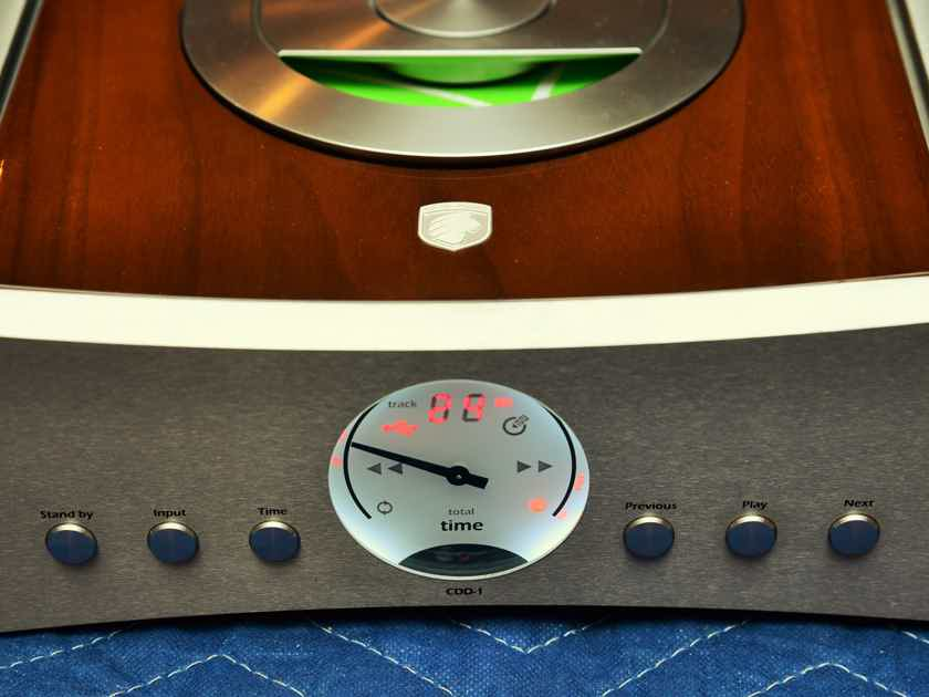 Gato Audio CDD-1-DAC with CD Drive  *Price Lowered*