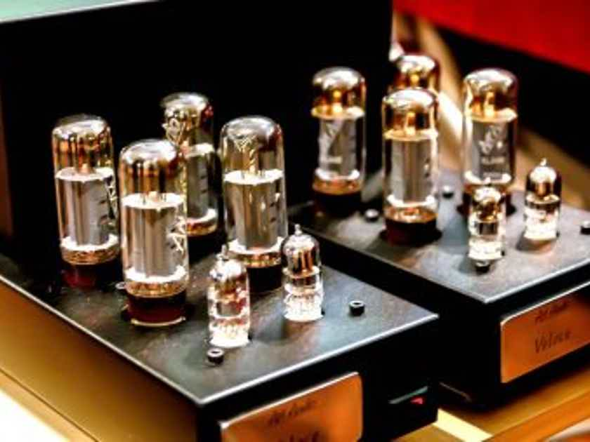 Art Audio Veloce 25W EL34 Mono-Blocks (Pair)
