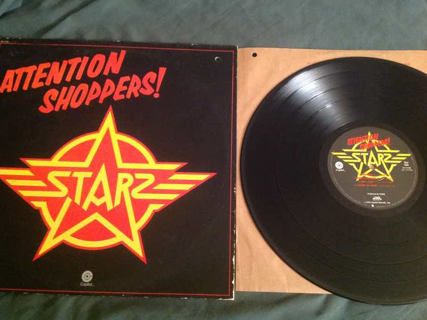 Starz Attention Shoppers!