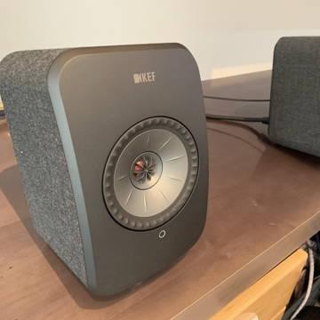 KEF LSX Wireless Speakers