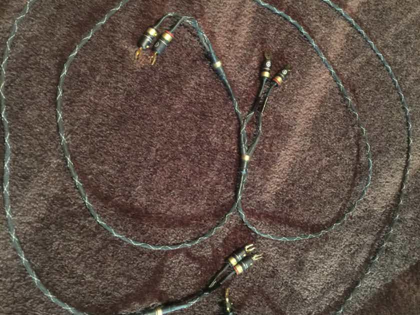 Thales Precision Audio Speaker Cables 2 Meter