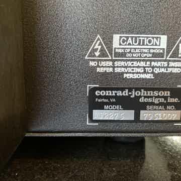 Conrad Johnson MF2275