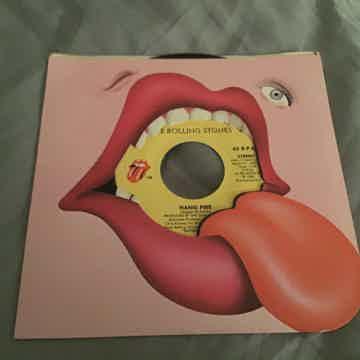 Rolling Stones  Hang Fire/ Neighbours