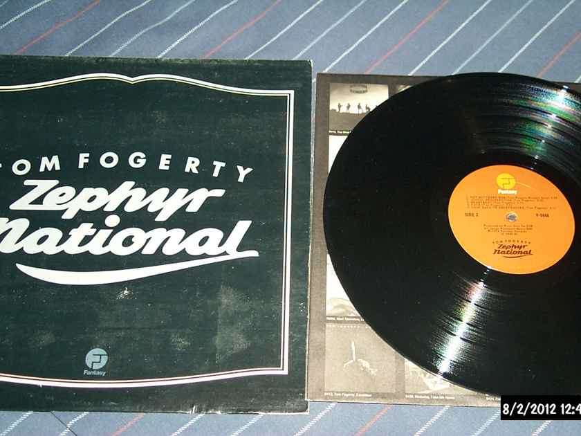Tom Fogerty(CCR) - Zephry National Fantasy Records Vinyl LP NM