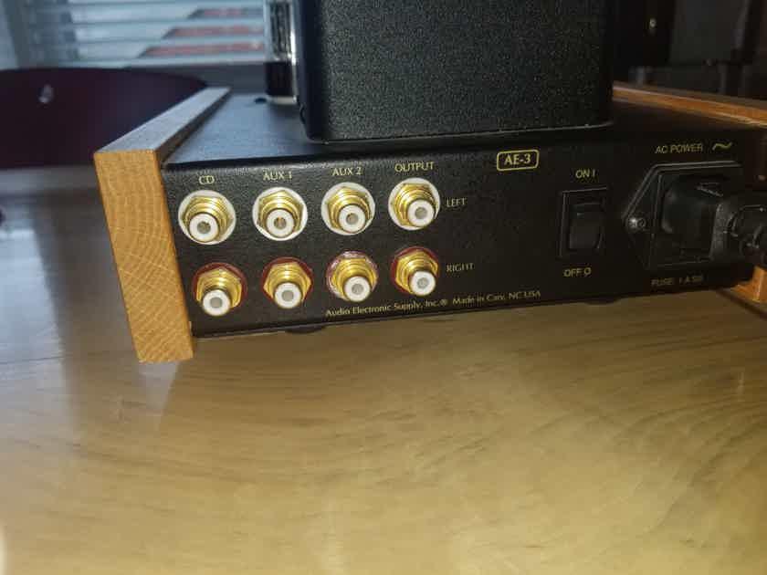AE 1 tube pre amp