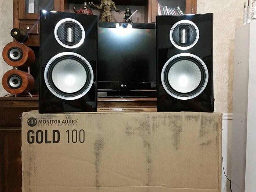 Monitor Audio  Gold 100 Speakers Pair