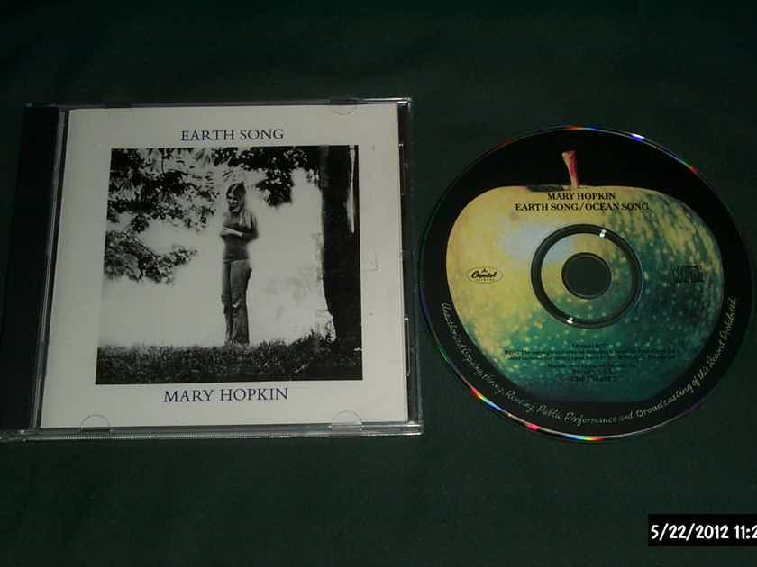 Mary Hopkin - Earth Song/Ocean Song Apple Records Compact Disc