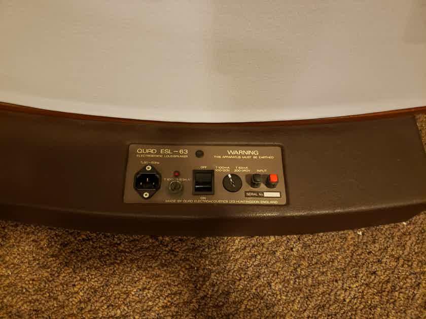 Quad ESL-63 Loudspeakers
