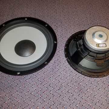 Pair of  Focal 13V7511 AUDIOPHILE SERIES Pologlass woofer
