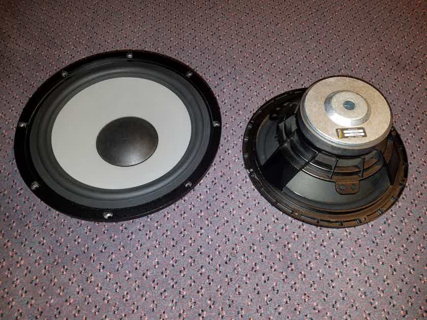 Pair of  Focal 13V7511 AUDIOPHILE SERIES Polyglass woofer