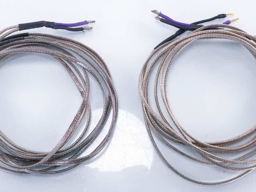 Analysis Plus Silver Oval Bi-Wire Speaker Cables 10ft Pair (14667)
