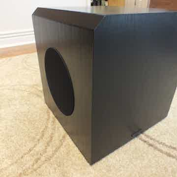 Bryston Model T-8 Powered Subwoofer: New-In-Box; Full W...