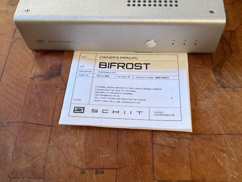 Schiit Audio Bifrost Multibit DAC