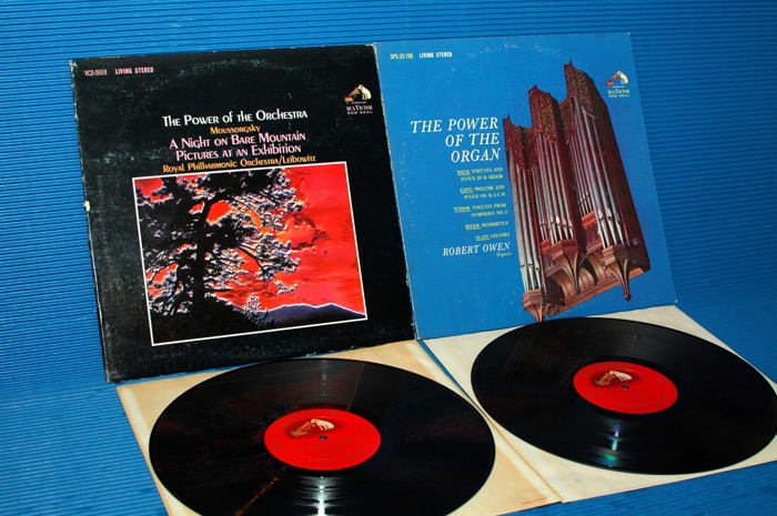 "MOUSSORGSKY - ""The Power Of The Orchestra"" /"