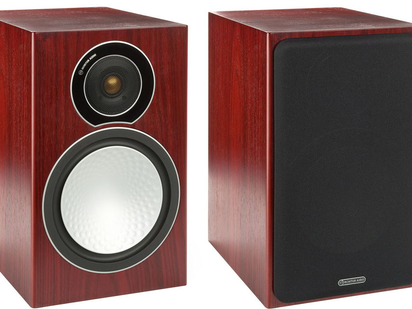 Monitor Audio Silver 2 Bookshelf Speakers - Brand New-in-Box; 5 Yr. Warranty; 15% Off; Free Shipping