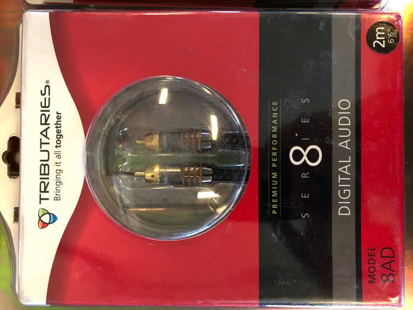 Tributaries Series 8AD Digital Audio 2m
