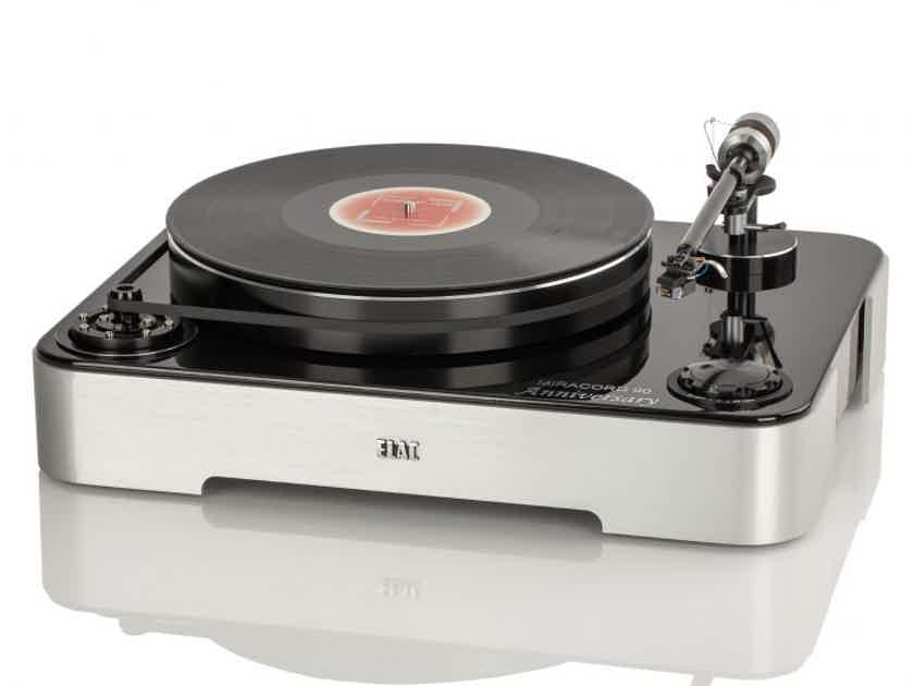 Elac Miracord 90 Anniversary Turntable (Gloss Black) Elac  has moved to Taos NM