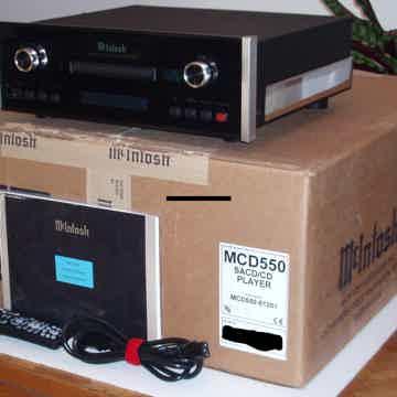 McIntosh MCD-550