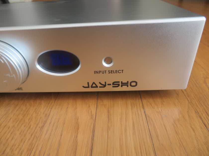 ACOUSTIC IMAGERY JAY-SHO balanced pre-amp NEW PRICE