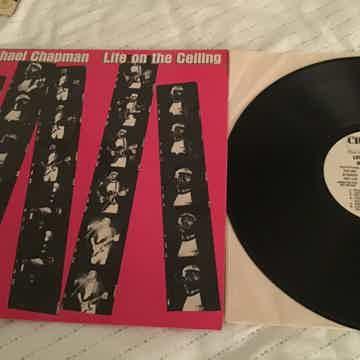 Michael Chapman  Life On The Ceiling Promo LP Vinyl NM
