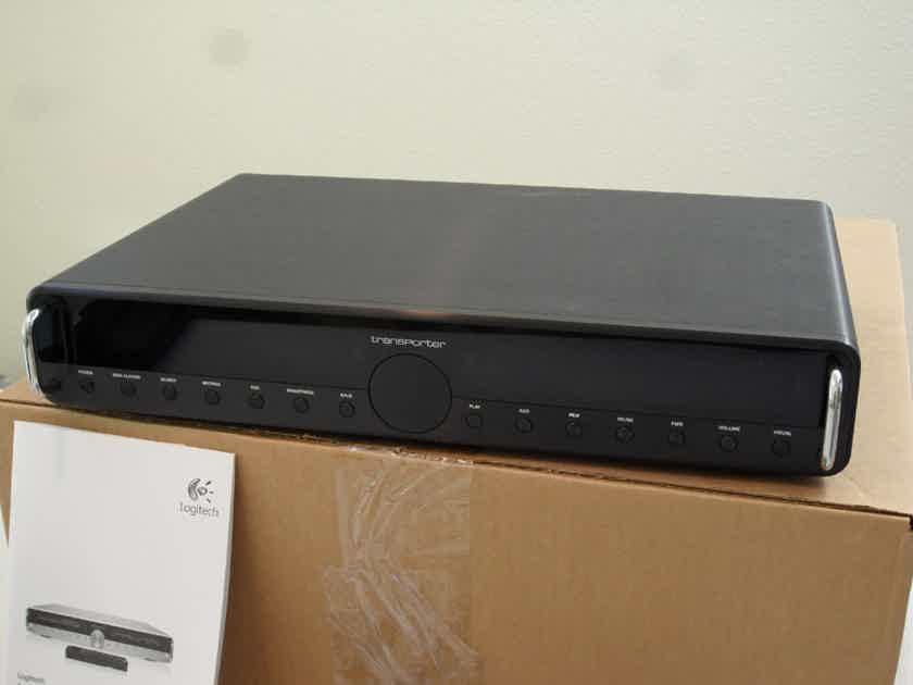 Logitech Transporter SE Network Music Player Black NEW IN BOX