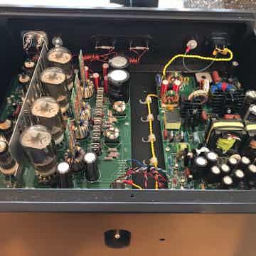 Linear Tube Audio ZOTL Ultralinear Amp