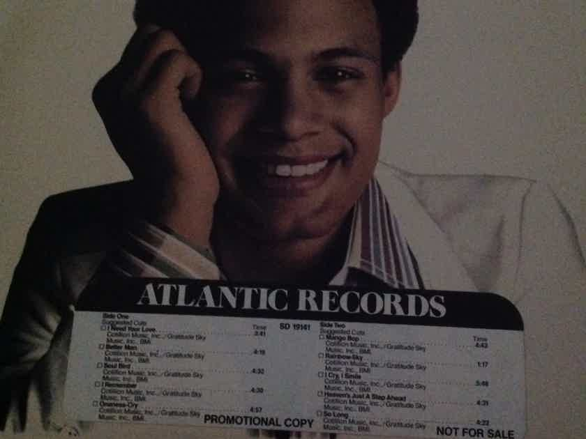 Narada Michael Walden - I Cry I Smile Atlantic Records Promo  With DJ Timing Strip Front Cover NM