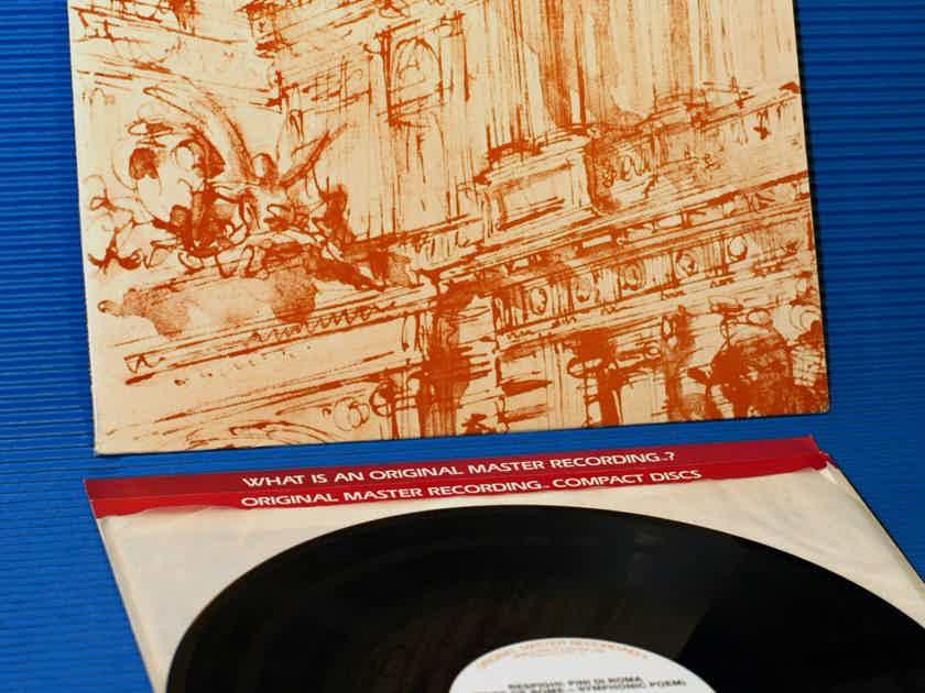 "RESPIGHI / Maazel  - ""Feste Romane / Pines of Rome"" -  Mobile Fidelity / MFSL 1984"