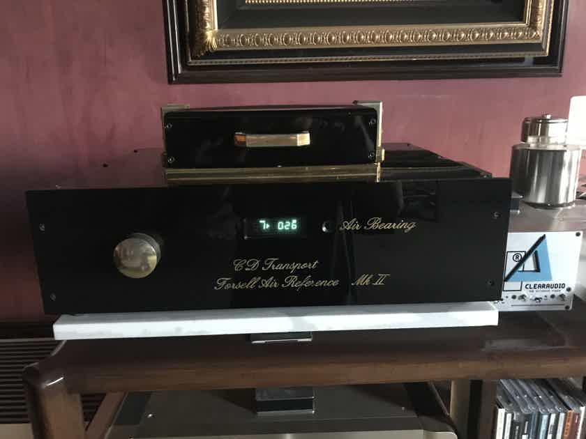Forsell air reference  Cd transport  MkII